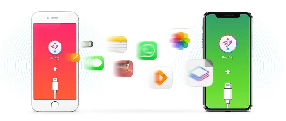 第三方IOS苹果设备管理软件 DigiDNA iMazing v2.8.1 iMazing
