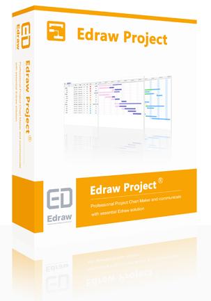 亿图项目管理软件 Edraw Project Pro v1.4.0 中文破解版 Pro